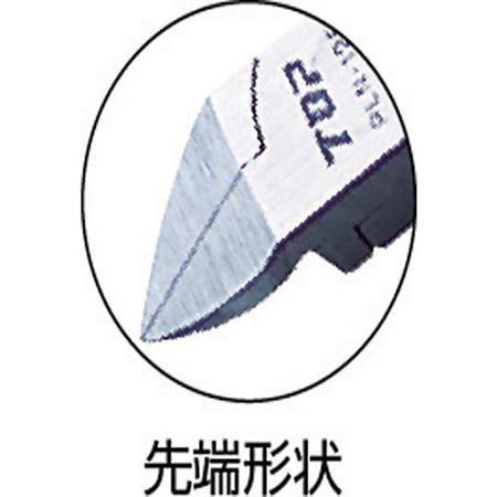 { TOP KOGYO® Plastic Nipper spring 125mm PLN125 NG商品 }
