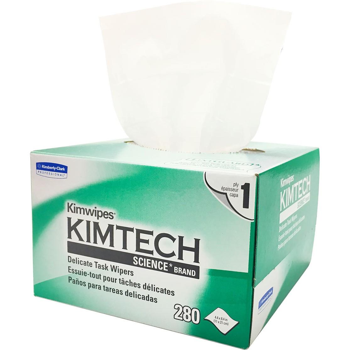 KIMTECH® Kimwipe 精密科學擦拭紙 拭鏡紙